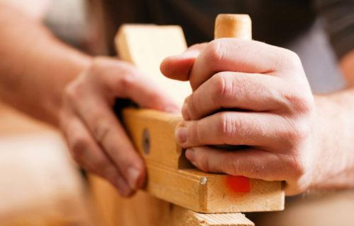 Niederschwellige Beschäftigung Tischlerei und Möbelrestaurierung – Hartberg