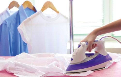 Wäsche- & Bügelservice
