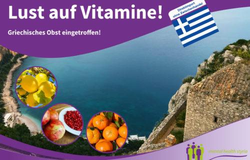 Bio-Obst aus Griechenland