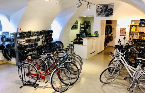 Herbstaktion von re.use bike Weiz – Fahrrad-Abverkauf