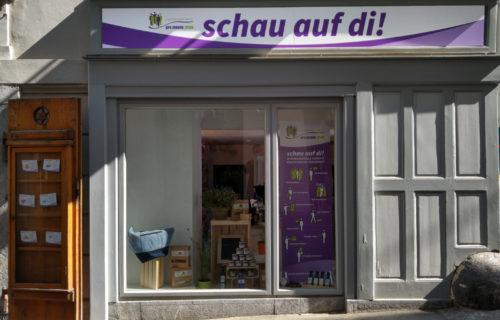 """Neuer Grazer Standort """"schau auf di!"""" von pro mente steiermark"""