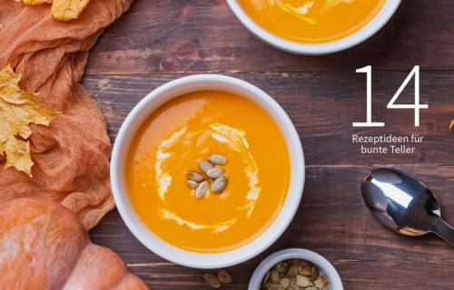 Herbstlicher SeelenGenuss – Das neue saisonale Rezeptheft